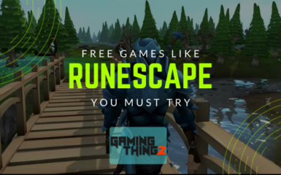 Free Games Like RuneScape You Must Try!