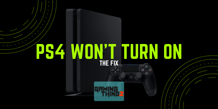 PS4 Won't turn On | The Fix