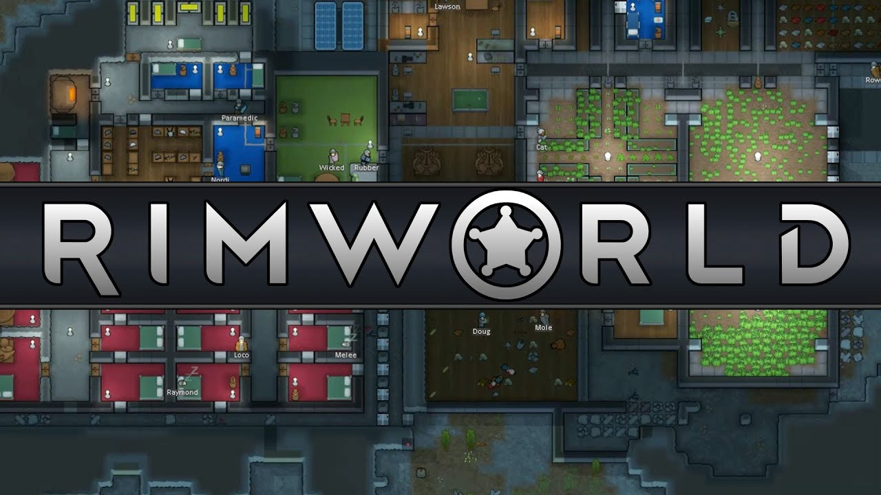 Games Like RimWorld