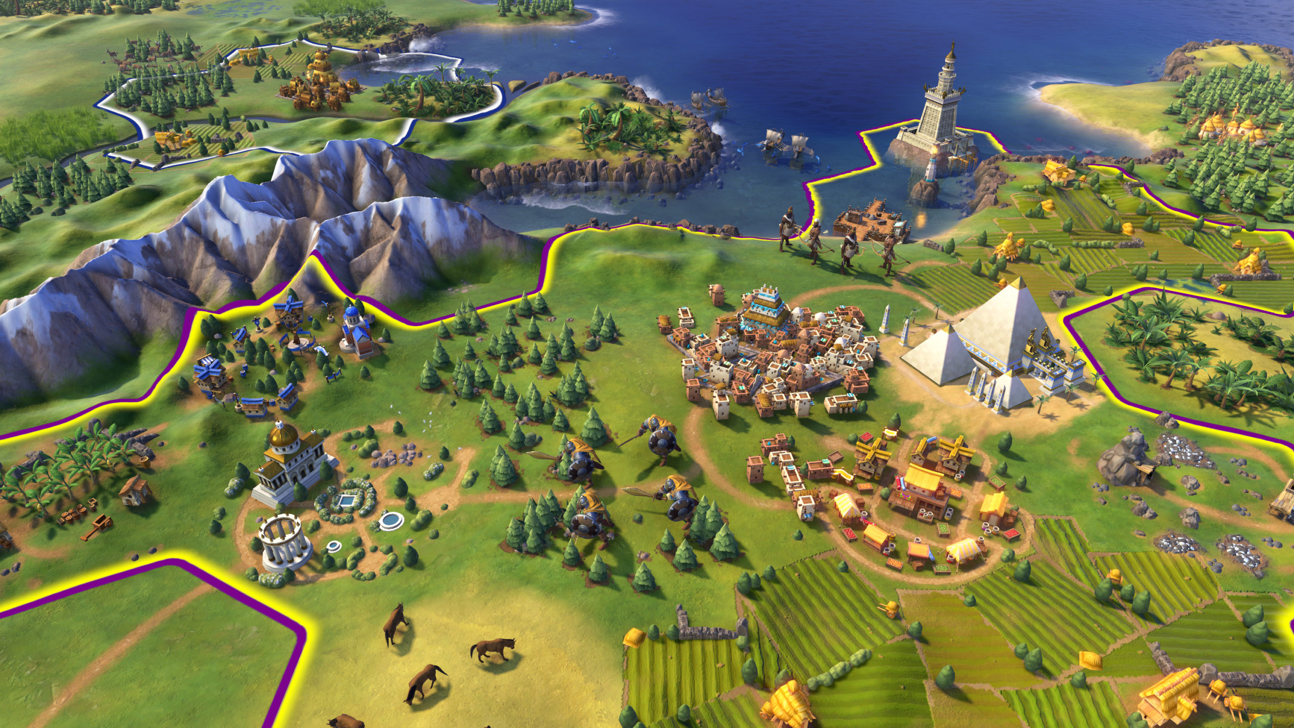 Sid Meier's: Civilization VI