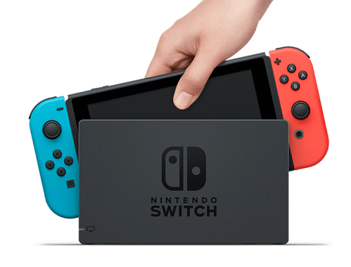 Nintendo Switch Won't Turn On 1